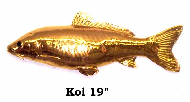 Yellowfin tuna charters for Black and gold koi fish